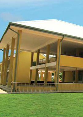 Construction of Building Complex at South Eastern University of sri lanka