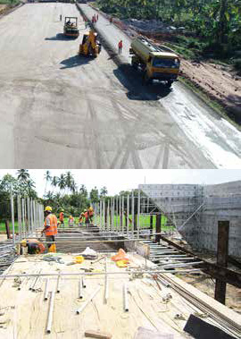 Construction of Central Expressway Project – Package C of Section 2