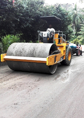 Rehabilitation and Improvement of 57 km of Rural Roads in Mathale District