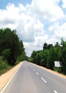 Rehabilitation and Upgrading of Anamaduwa – Uswewa – Galgamuwa from 0+000 to 39+100 KM