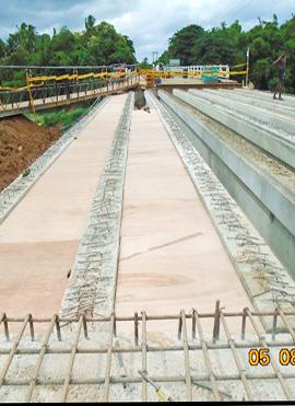 Rehabilitation of Bridge No 3/3 Across Ma Oya on Makandura - Badalgama Road (B 503)