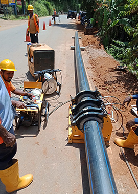 Greater Matale Water Supply Project